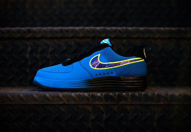 """381438cb4353 Kevin Durant x Nike Lunar Force 1 Low """"Lightning"""" - Trapped Magazine"""