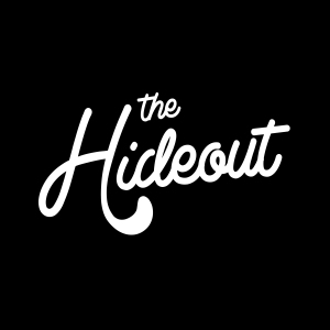 The Hideout logo