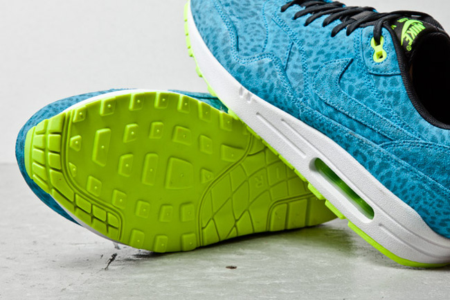 "13c105c3d3cc NIKE AIR MAX 1 FB ""BLUE LEOPARD"" (SNEAK PEEK) - Trapped Magazine"