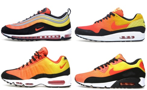 the latest 49418 6999d So as summer is hopefully coming and it looks like it is Nike are going to  drop a summer pack. The pack consists of, Air max 1, 95, 97 and 90.