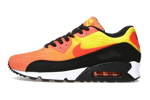 buy popular 59d26 eb309 NIKE AIR MAX ENGINEERED MESH SUNSET PACK. POSTED BY Mr Trapped Magazine ...