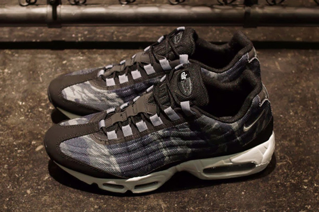 "new products 0fe1f f8ae3 TAPE CAMO PACK"" – NIKE AIR MAX 95 (JULY RELEASE) - Trapped Magazine"