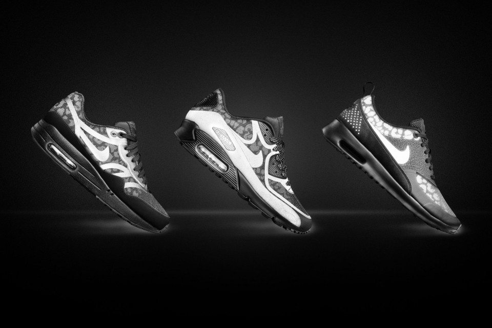 best sneakers 3c5ca c442d Nike Air Max Reflect Collection - Sneak Preview - Trapped ...