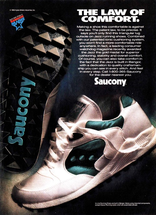 Runners World, June 1993, Feature Page copy