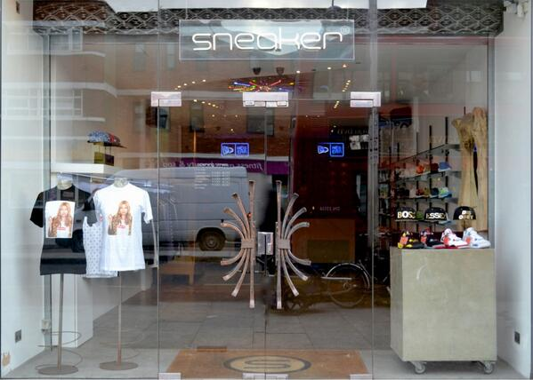 TOP 5 SNEAKER STORES IN LONDON THAT YOU