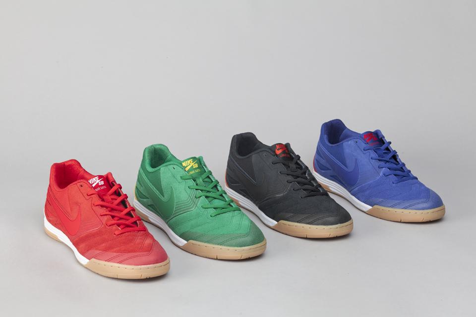newest f0f28 c63da 4. Nike SB Lunar Gato (World Cup Pack)